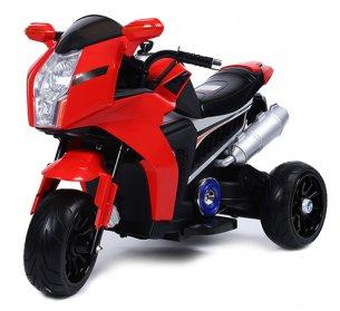 Мотоцикл Joy Automatic Sport bike красный BJ6288